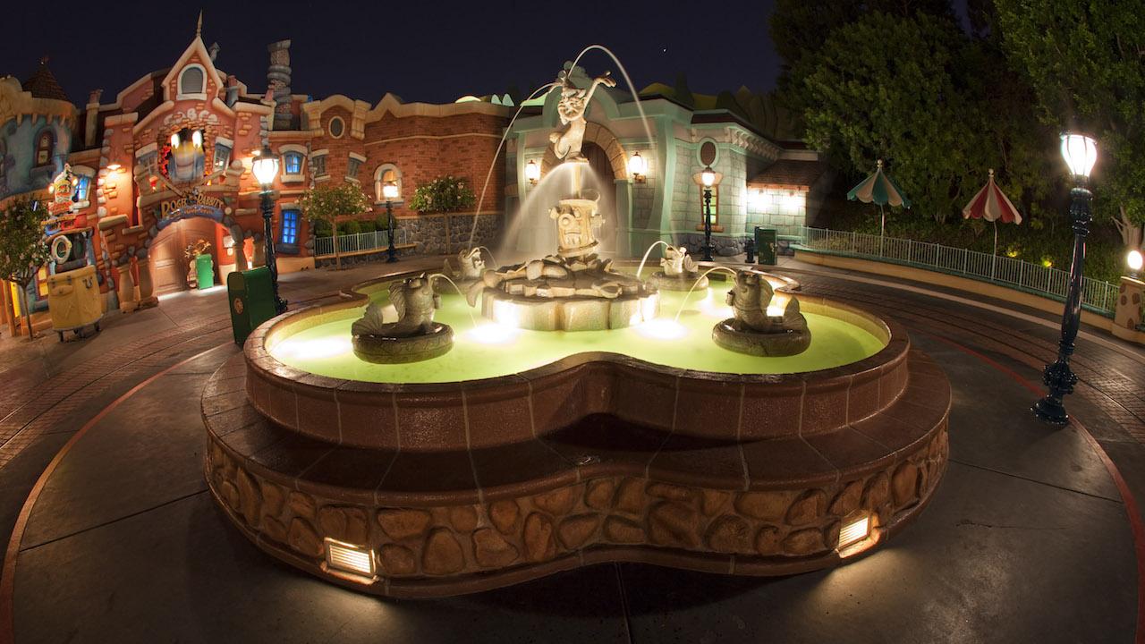 Mickey's Toontown at Disneyland Park
