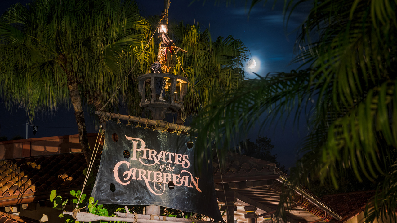 Disney Parks After Dark: Pirates of the Caribbean