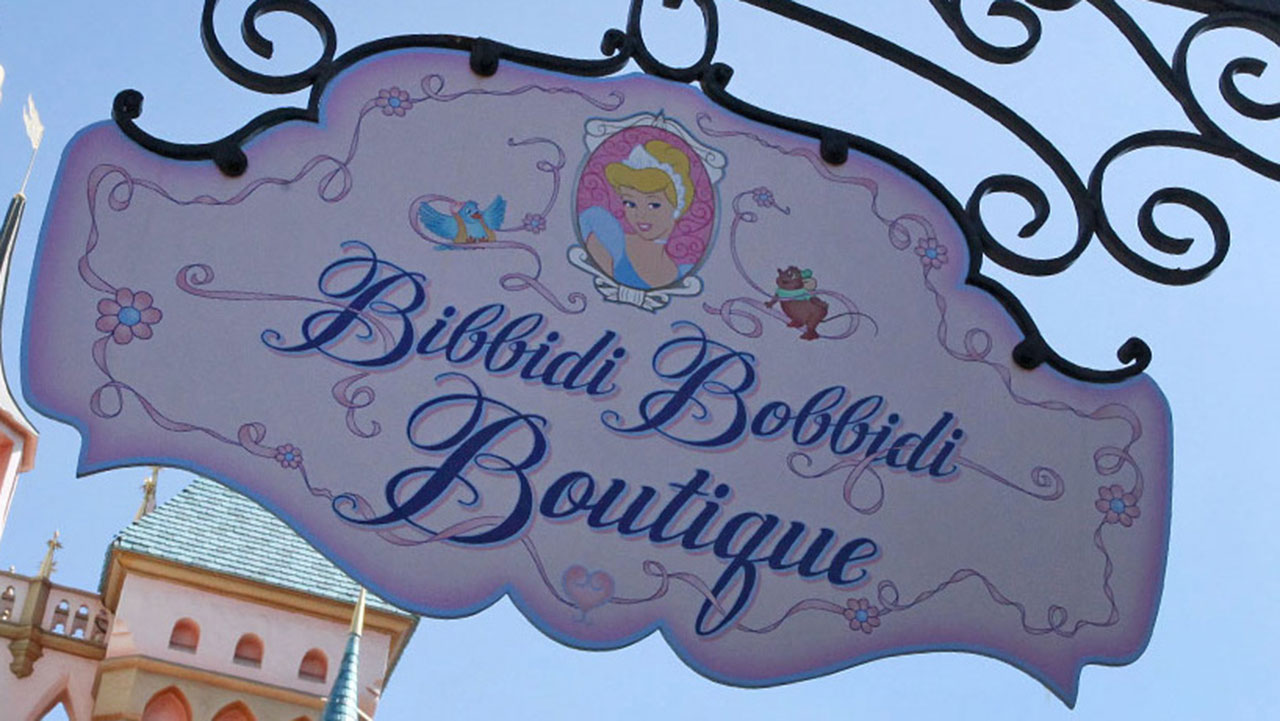 Enjoy a Limited Time Offer at Bibbidi Bobbidi Boutique During ...