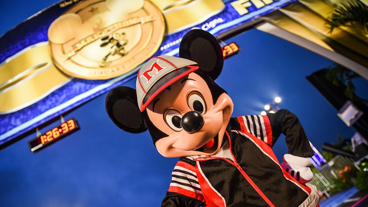 Walt Disney World Marathon Weekend Medals