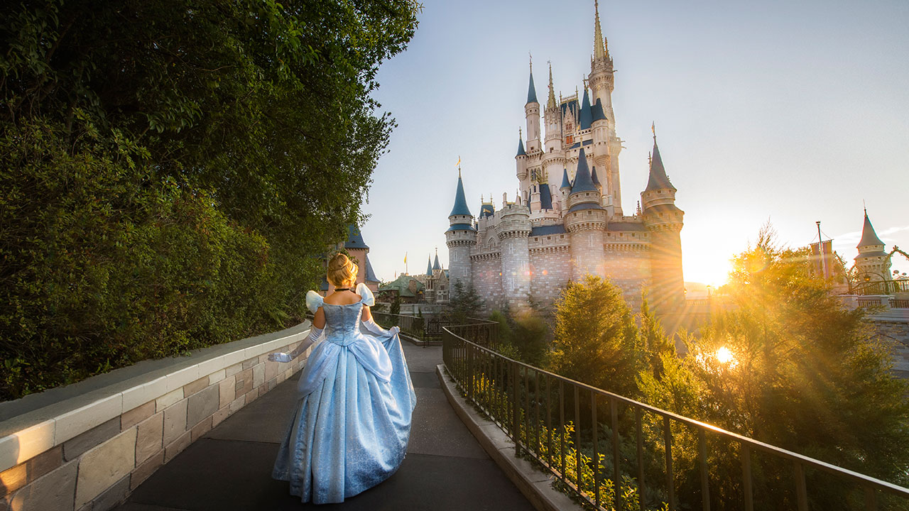 QUIZ: Cinderella Castle at Magic Kingdom Park