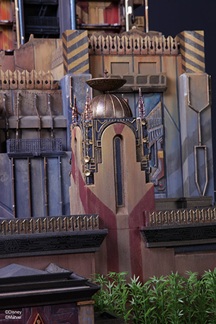 Collector's Fortress Transformation Underway Now as Guardians of the Galaxy – Mission: BREAKOUT! Prepares for Summer 2017 Opening at Disney California Adventure Park