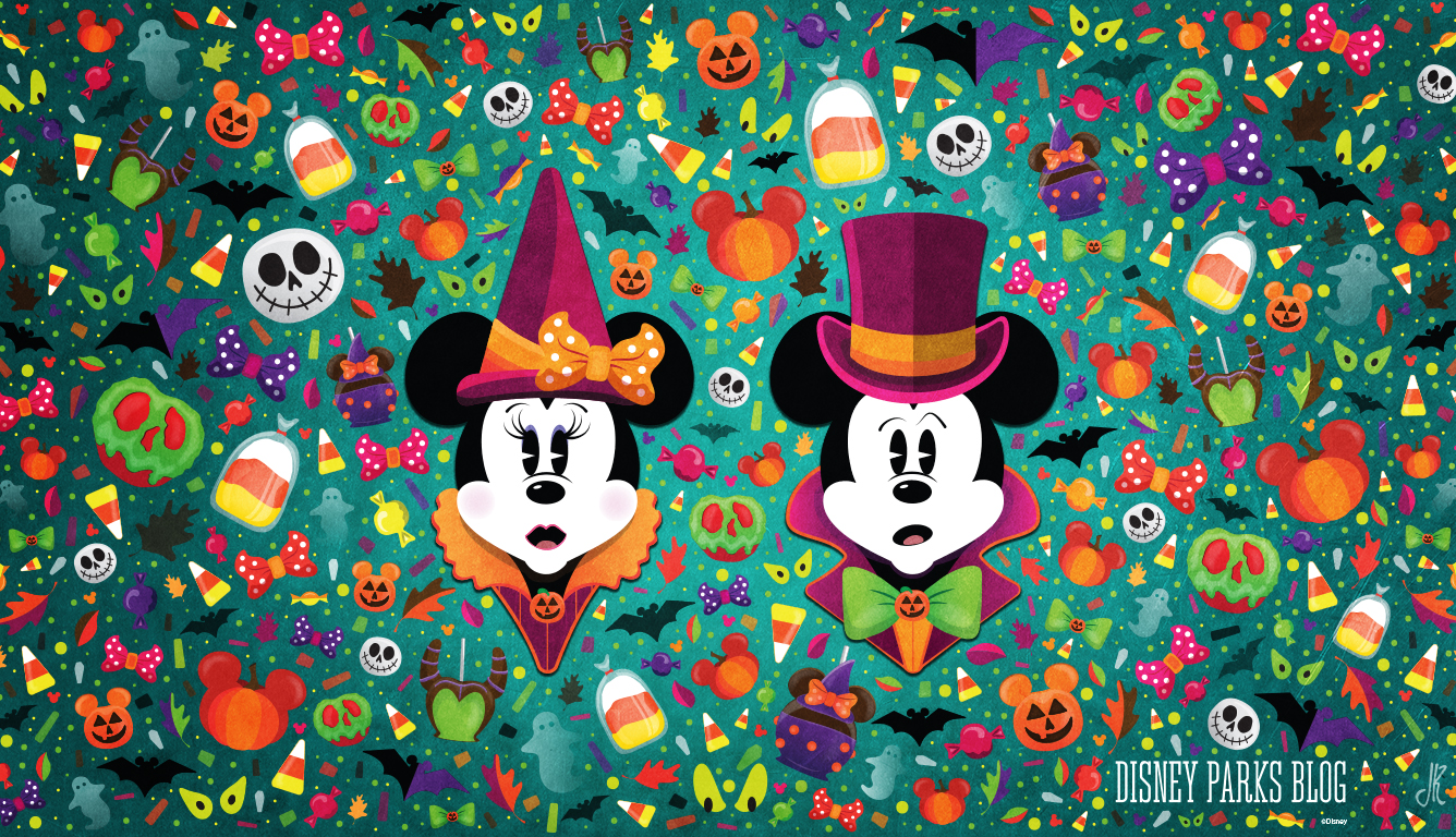 WonderFALLDisney Halloween Wallpaper Desktop