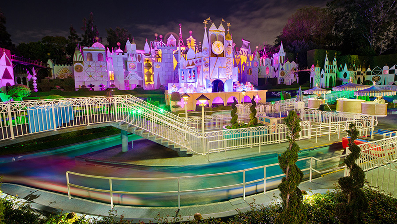 It's a Small World at Disneyland Park, Disneyland Resort
