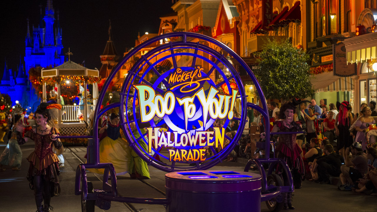 QUIZ: Mickey's Boo-to-You Halloween Parade at Mickey's Not-So ...