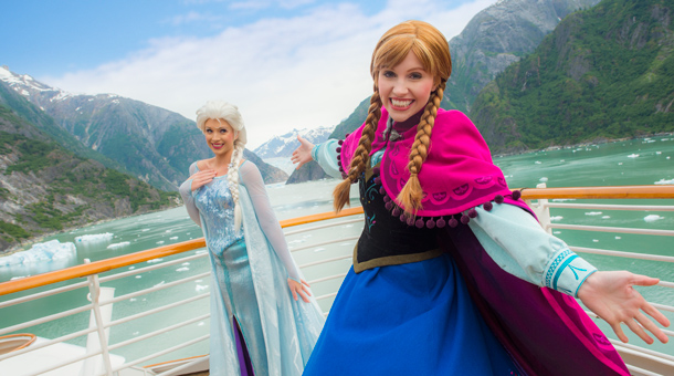 Frozen Adventures : A Royal Frozen Coronation with Anna and Elsa