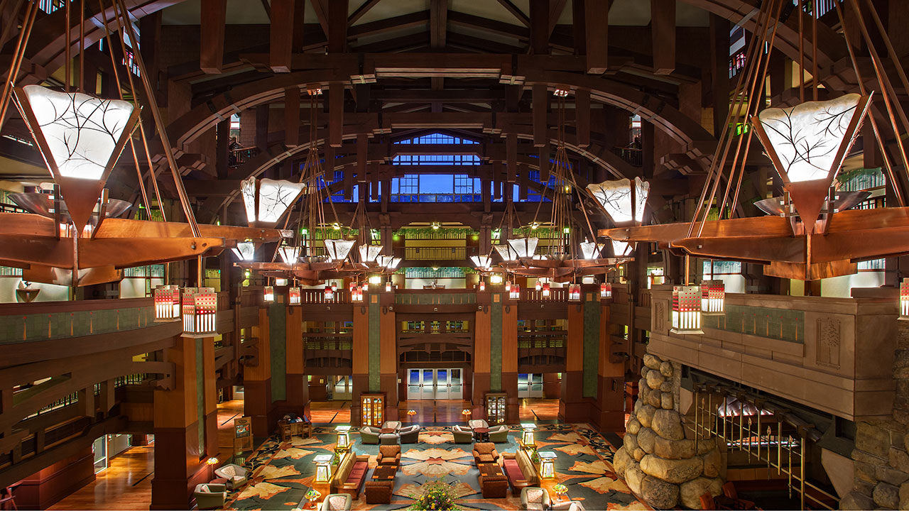 Parks Resorts Receive Top Honors In 2016 Condé Nast Traveler Readers Choice Awards