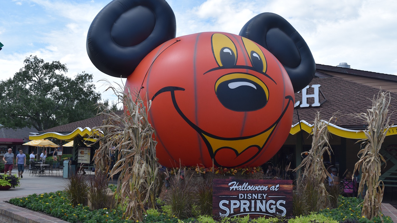Such a \'Treat\' – Check Out Disney Springs this Halloween Season ...