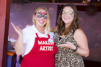 Face-Painting is for Everyone at Disney Springs Marketplace