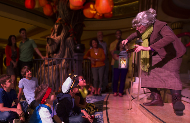 Halloween on the High Seas cruises