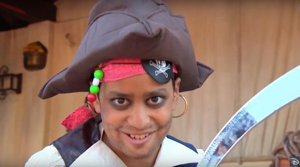 Halloween DIY: Pirates of the Caribbean Costume