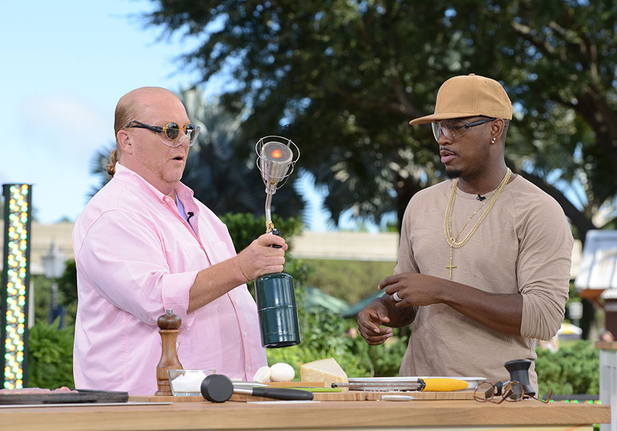 "Tune In This Week for ABC's 'The Chew"" Broadcasts from the Epcot International Food & Wine Festival at Walt Disney World Resort"