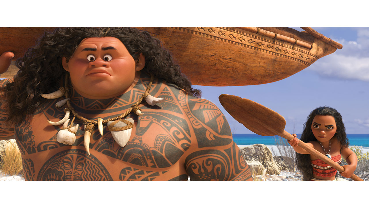 Sneak Peek of Disney's 'Moana' Coming to Disney's Hollywood Studios November 5