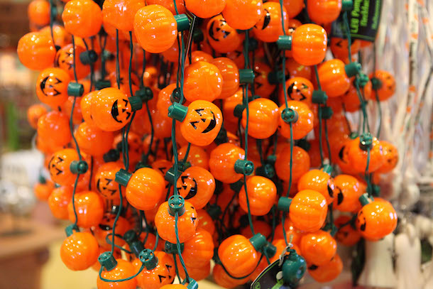 Image result for light up pumpkin necklace