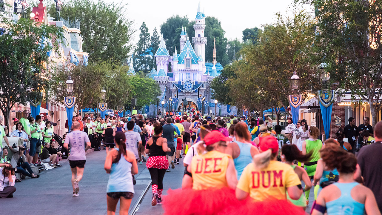 Runners Can Conquer A New Course in the Super Heroes Half Marathon Weekend at Disneyland Resort