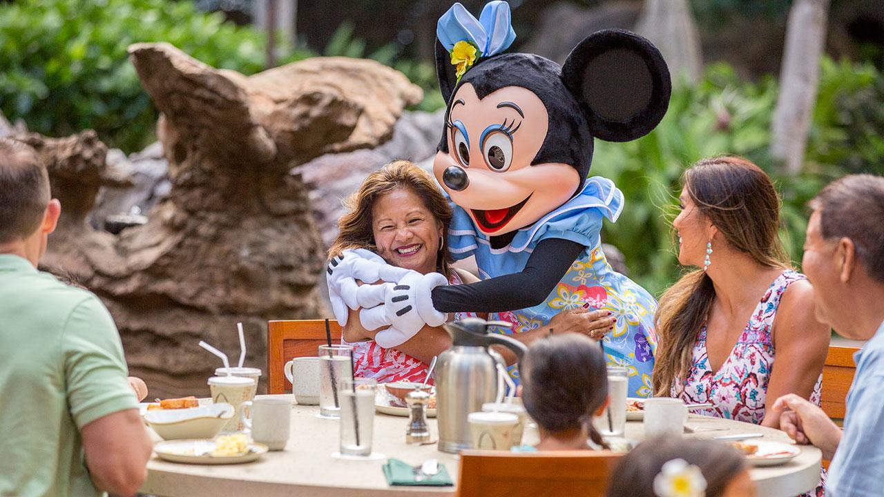 Aloha All Day at Aulani, a Disney Resort & Spa: Aloha Kakou!