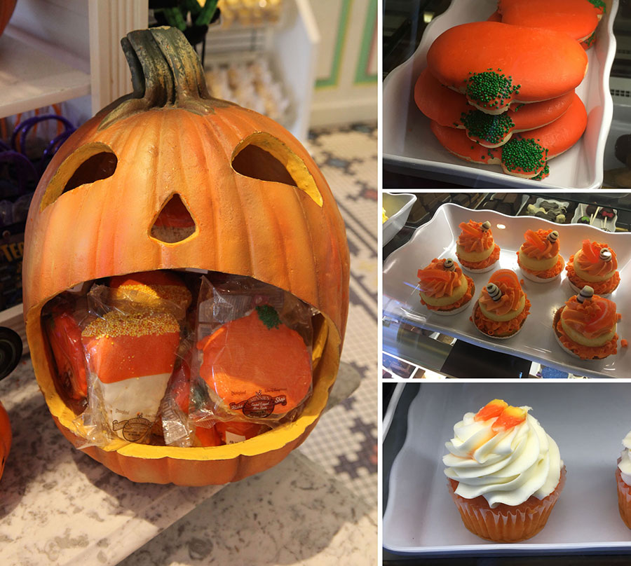 #WonderFALLDisney: Spooktacular Halloween Treats from Disney Parks