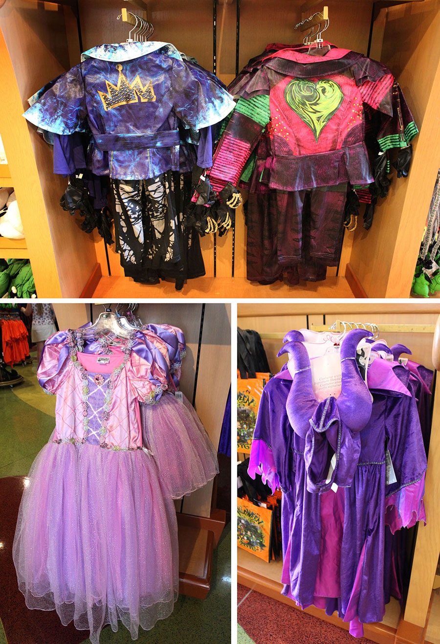 #WonderFALLDisney Halloween Costume Ideas from Disney Parks