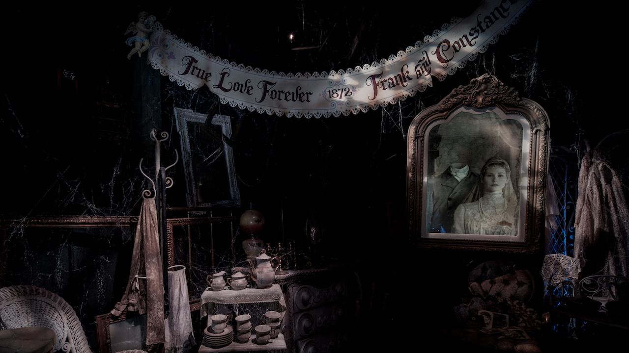 Year-Round Chills Captured by Disney PhotoPass