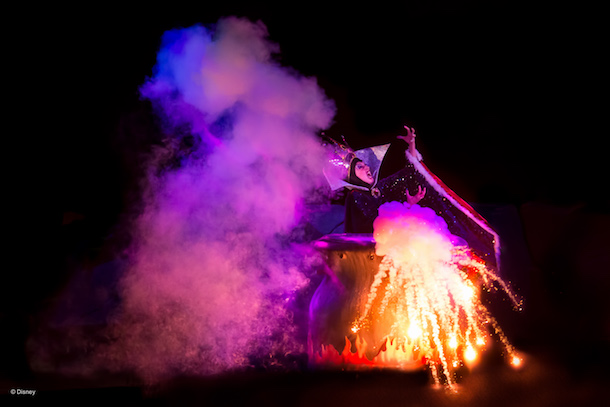 'Fantasmic!' at Disney's Hollywood Studios