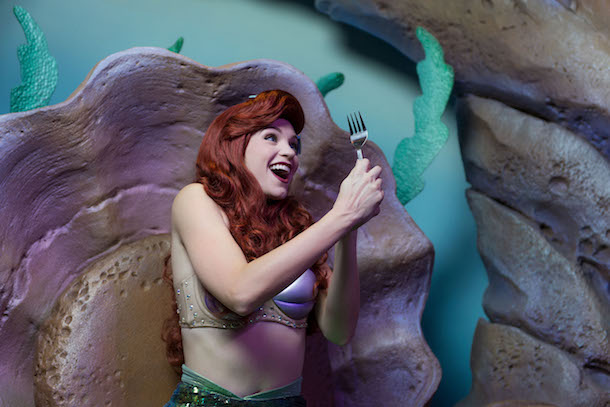 PHOTO GALLERY: Ariel from 'The Little Mermaid'