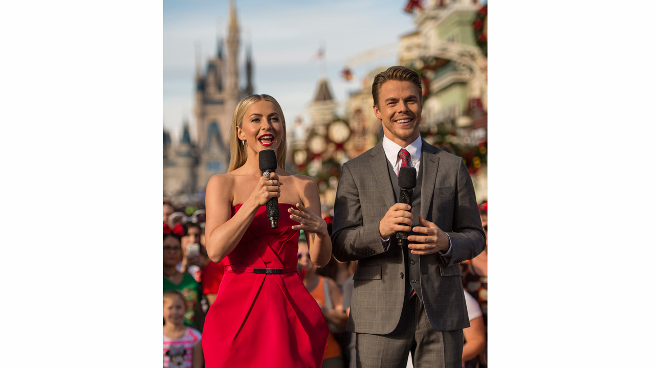 Watch 'The Wonderful World of Disney: Magical Holiday Celebration' on ABC Nov. 24 from 8-10 p.m. EST & On the ABC App
