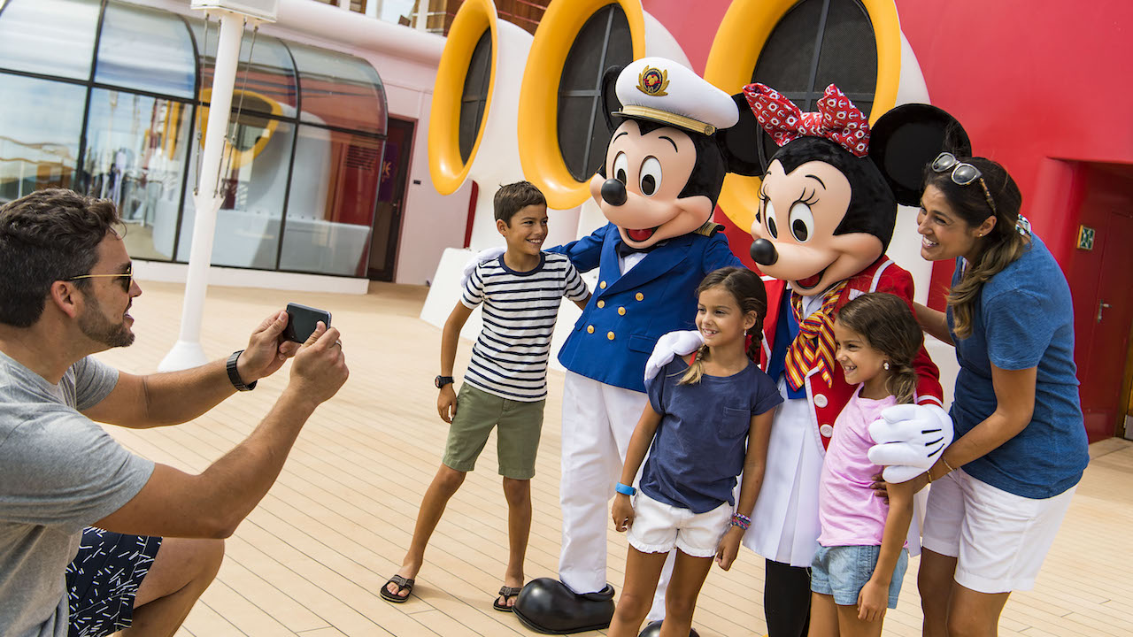 Disney Cruise Line Comes Out On Top in U.S. News & World Report's Best Cruise Lines Rankings