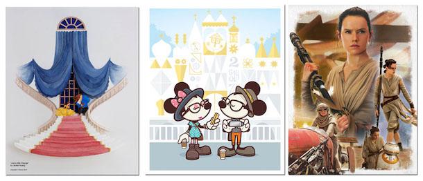 December 2016 Disneyland Resort Merchandise Events
