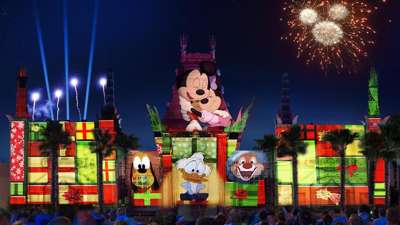'Jingle Bell, Jingle BAM!' at Disney's Hollywood Studios