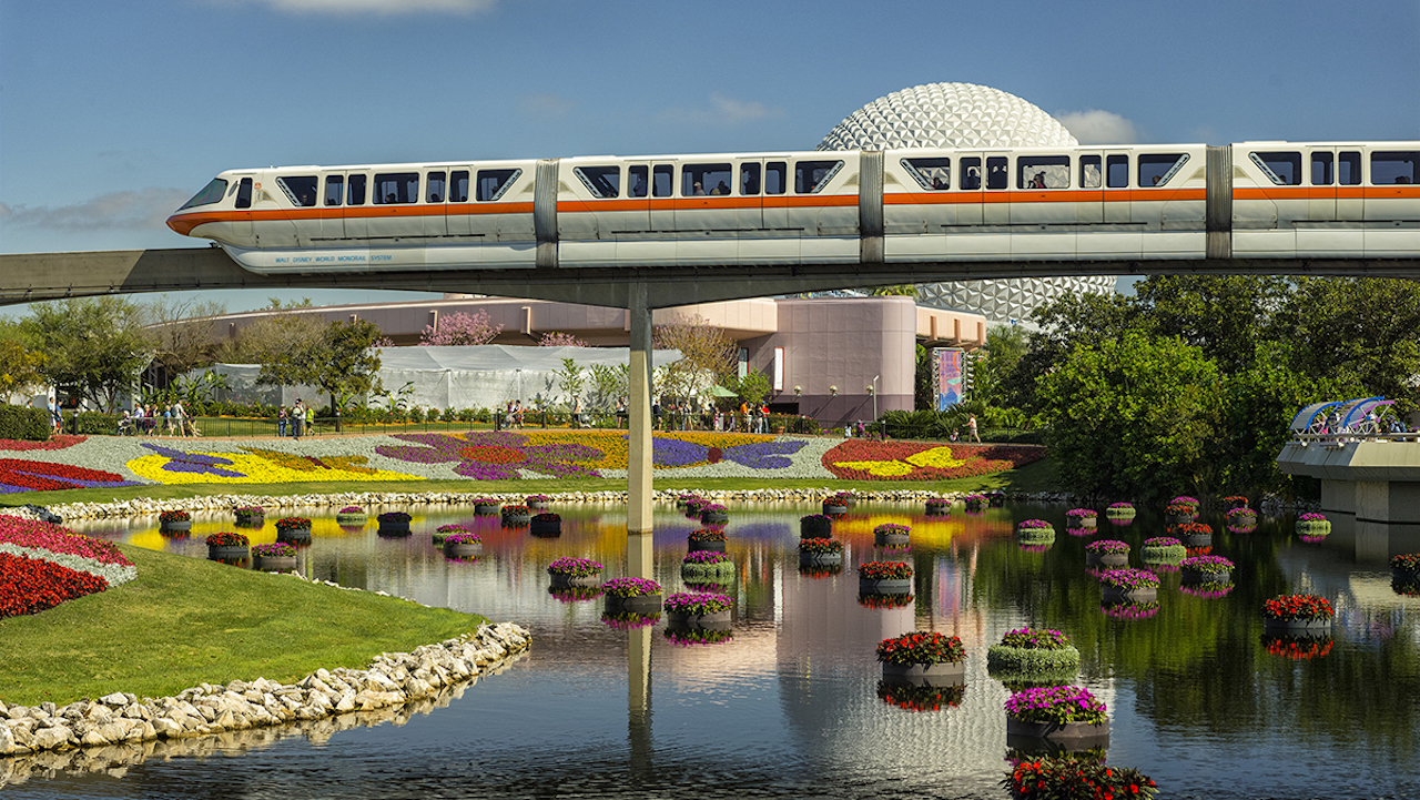 New Outdoor Kitchens and Topiaries for 2017 Epcot International