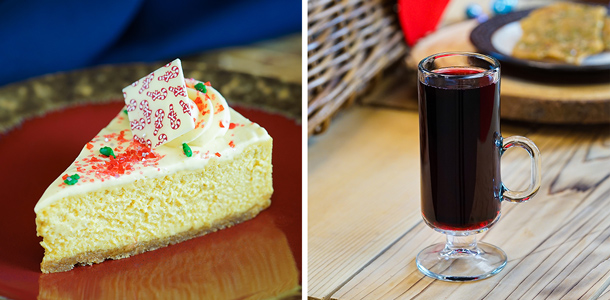 Festive Eats at New Festival of Holidays in Disney California Adventure Park