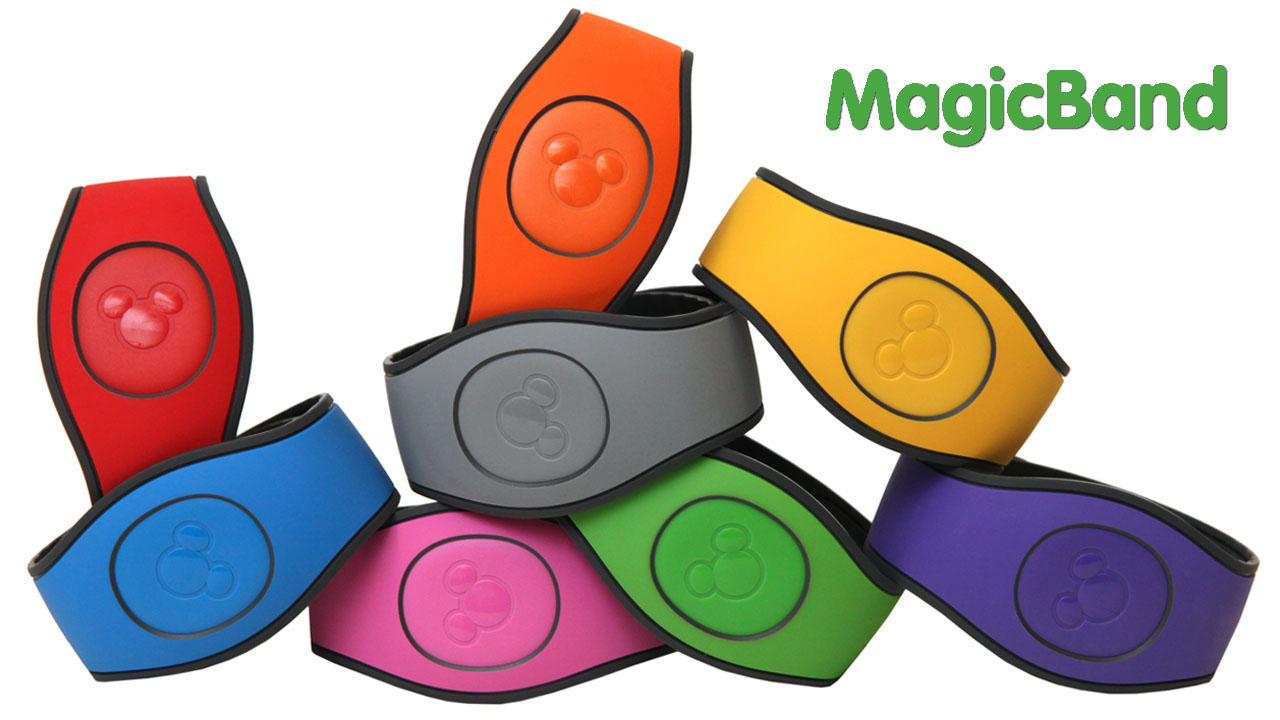 New disney magic bands 2019