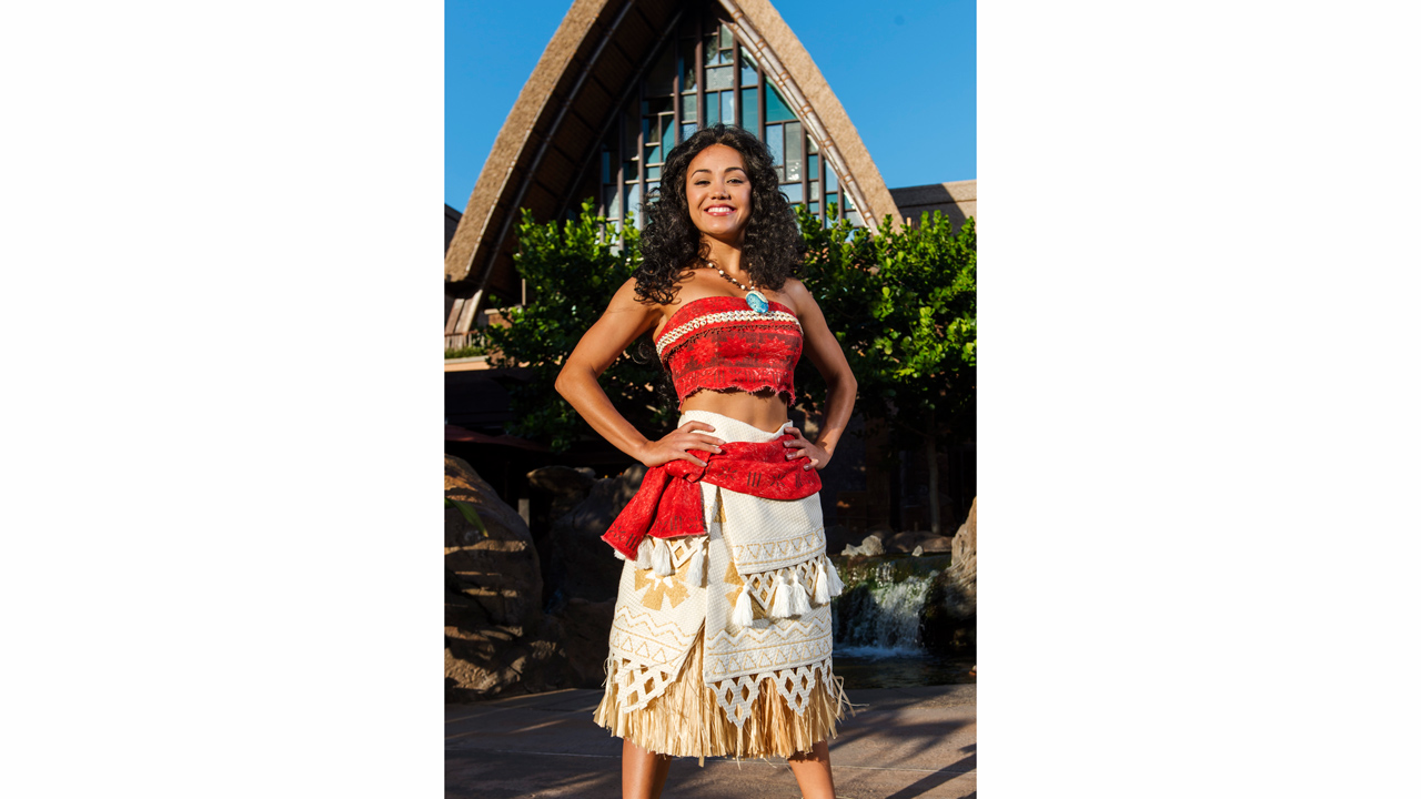 Moana Is On Her Way To Disney Parks And Resorts Disney