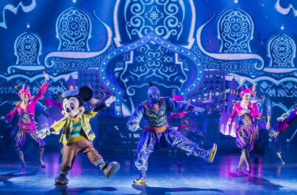 Mickey and the Magician at Disneyland Paris