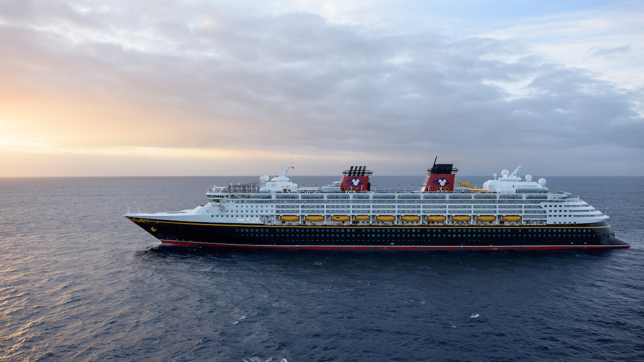 First Look at Enhancements to the Disney Wonder
