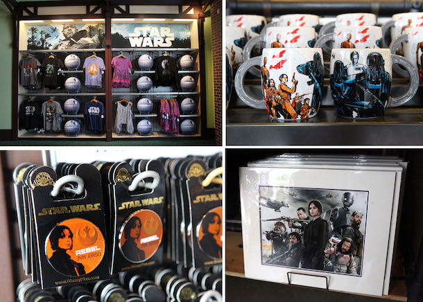 #GoRogue with New Rogue One Products Coming to Disney Parks in December 2016