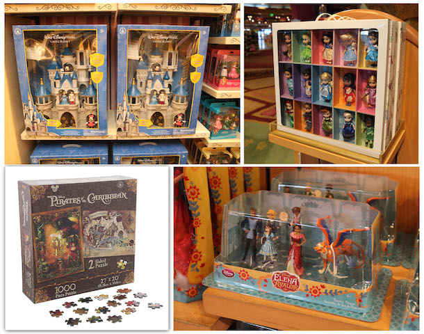 Top Toys from Disney Parks