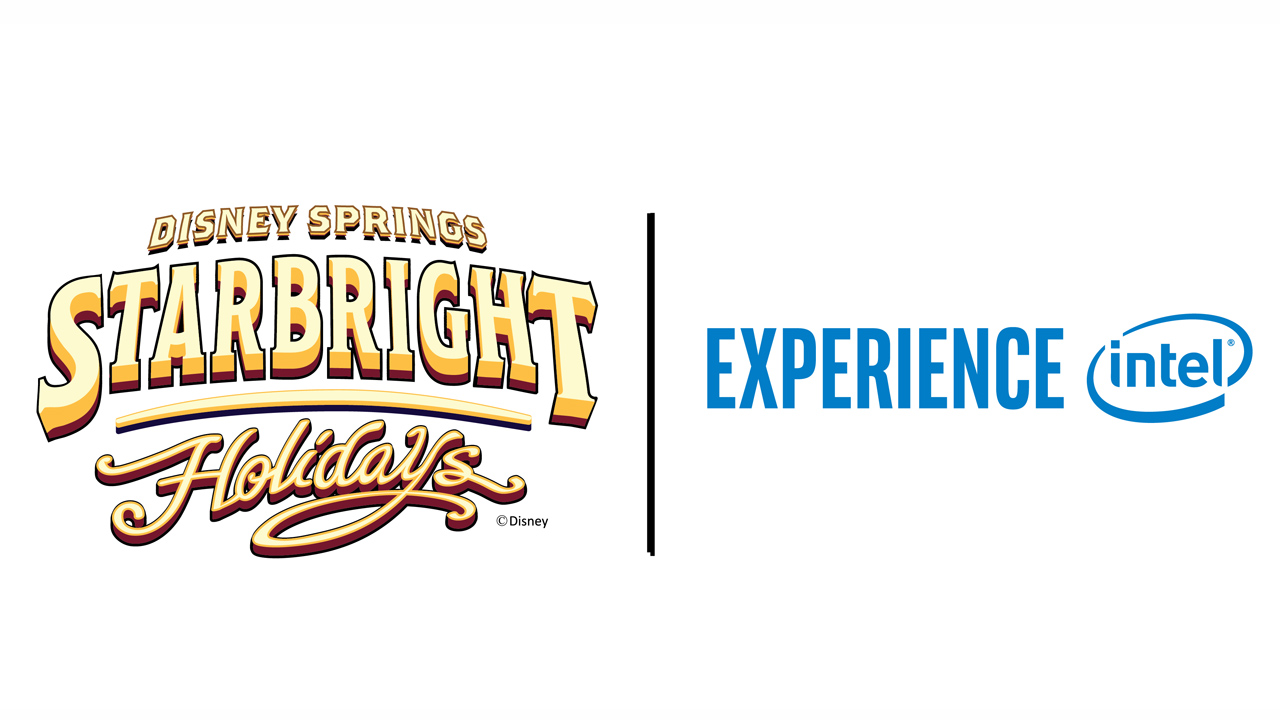 """Starbright Holidays - An Intel Collaboration"" at Disney Springs"