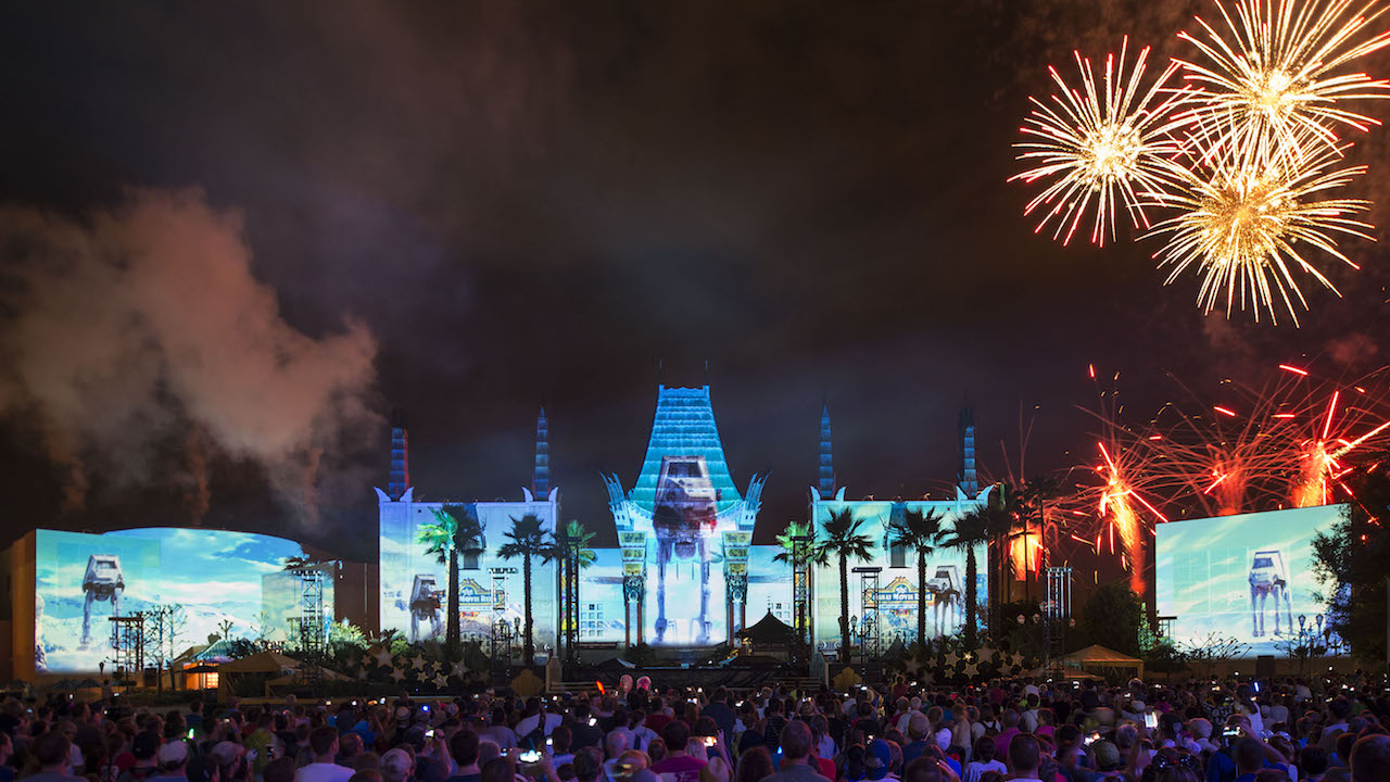 Star Wars: A Galactic Spectacular at Disney's Hollywood Studios