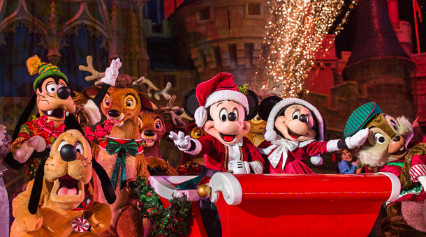 This Week in Disney Parks Photos: A Look at 'Mickey's Most Merriest Celebration'