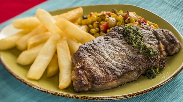 New Chimichurri Steak Now Available at ABC Commissary at Disney's Hollywood Studios