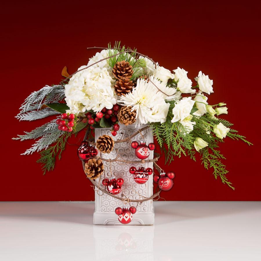 Disney Floral & Gifts December Design of the Month