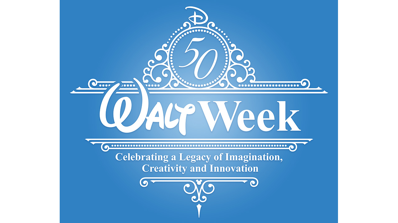 Celebrate 'Walt Week' with D23 and Disney Parks Around the World