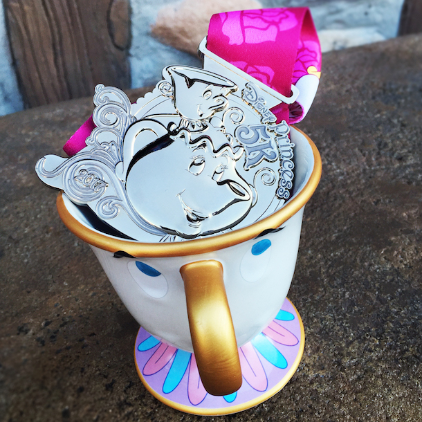 Disney Princess 5K Medal