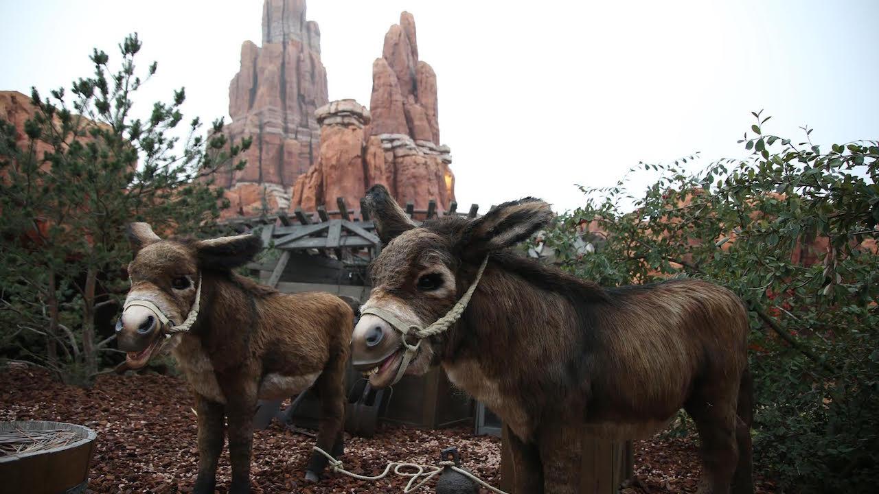 Big Thunder Mountain Reopens at Disneyland Paris