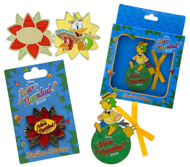 Disney ¡Viva Navidad! Merchandise from Disneyland Resort