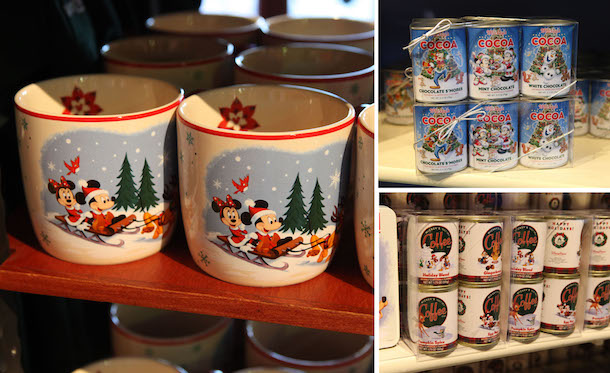 New Holiday Mug and Flavored Coffee from Disney Parks