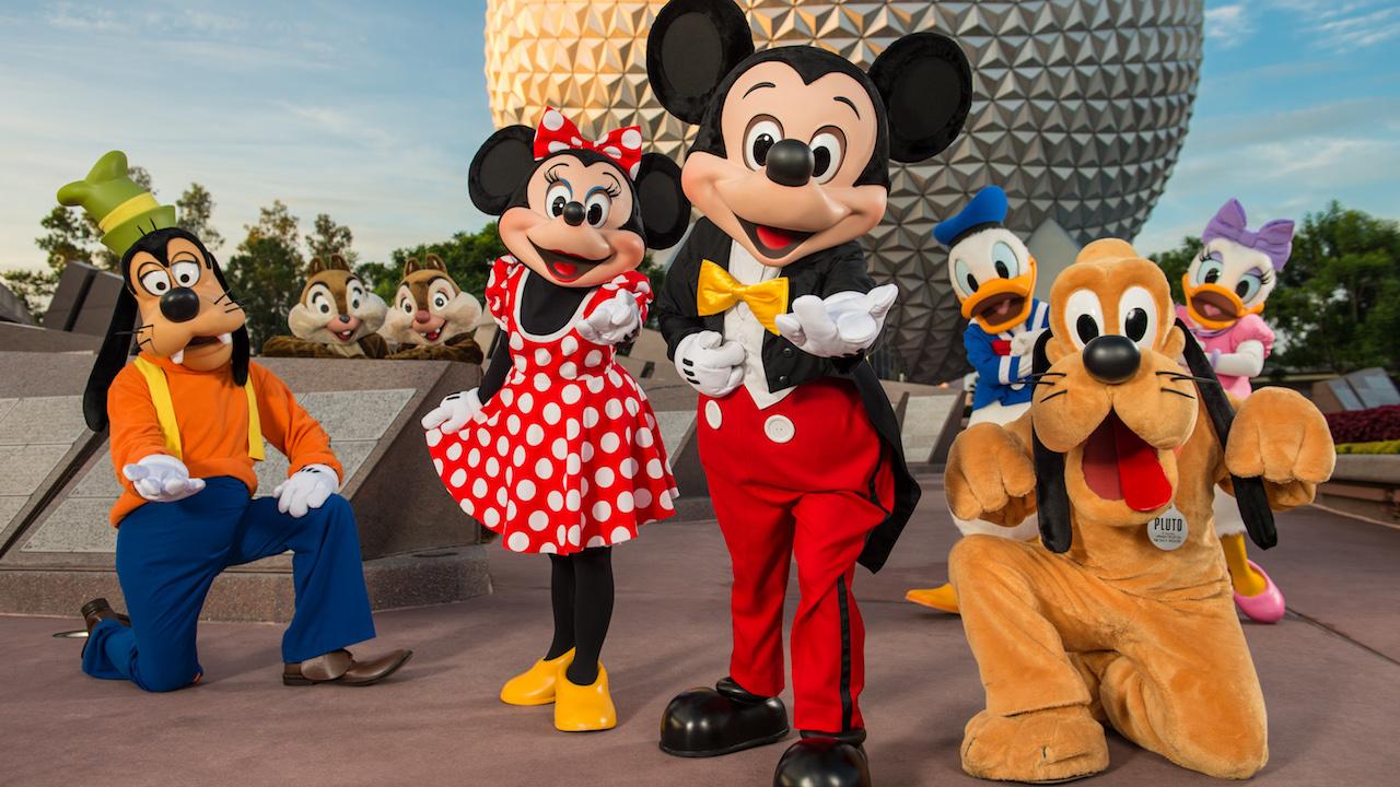 Disney Märchenfiguren