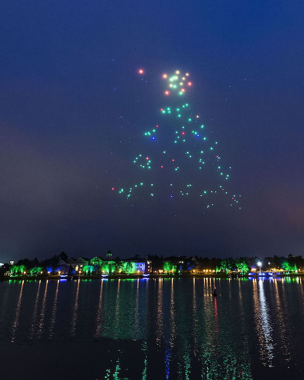 Starbright Holidays – An Intel Collaboration at Disney Springs