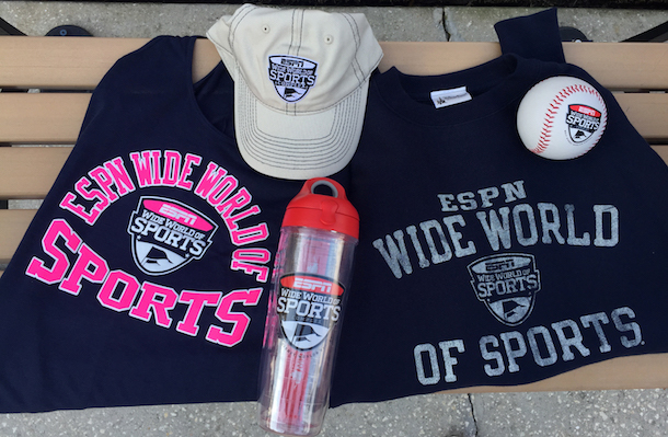 From ESPN Wide World of Sports Complex